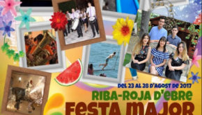 142- Festa Major Riba-roja d'Ebre 20172